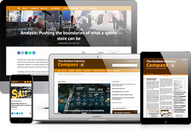 Outdoor Industry Compass Professional Subscription